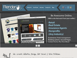 Render Innovations | Web Design, Marketing & Graphic Design firm in Harrisburg, PA