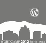 Word Camp Reno Badge