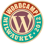 WordCamp Milwaukee Badge