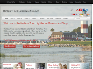 Welcome to the Harbour Town Lighthouse Museum and Shop -
