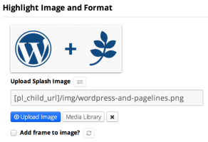 Media Library Image Select