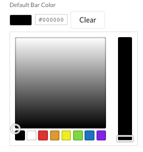 StarBar Color Picker